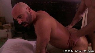 IconMale Adam Russo Passion Fucked by Young Hunk
