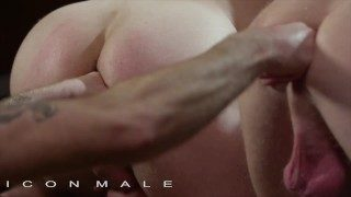 IconMale – Hot 3some w/ Brendan Patrick, Wesley Woods & Link Parker